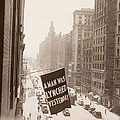 Flag Announcing Another Lynching. A Man by Everett