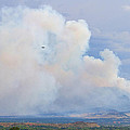Flagstaff Fire Day One 6pm by James BO Insogna