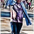 Flamboyant Fan by Sheri Bartoszek