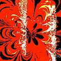 Flaming Flower by Tashia Peterman