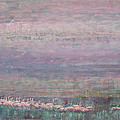 Flamingo Dance 02 by Melanie Meyer