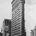 Flatiron Building Bw16 by Scott Kelley
