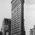 Flatiron Building Bw50 by Scott Kelley