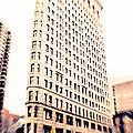 Flatiron Building Nyc by Kim Fearheiley