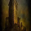 Flatiron Building...my View..revised by Jeff Burgess
