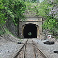 Flatrock Tunnel by Bill Cannon