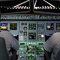 Flight Simulator by Mike Miller