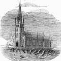 Floating Church, 1849 by Granger