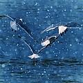 Flock  by Debra  Miller