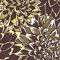 Floral Abstraction 21 by Sumit Mehndiratta