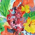Floral Dream 3 by Robert Nishimuta