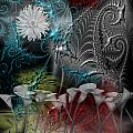 Floral Fractal by Gia Simone
