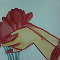 Floral Offering by Amisha Tripathy