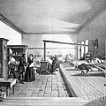Florence Nightingale, English Nurse by Photo Researchers, Inc.