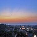 Florence Sunset by La Dolce Vita