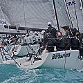 Florida Mid-winter Sailboat Racing by Steven Lapkin
