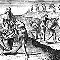 Florida: Storing Food, 1591 by Granger