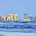 Florida Turbulence by Deborah Benoit
