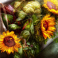 Flower - Sunflower - Gardeners Toolbox  by Mike Savad