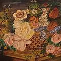 Flower Basket by Preeti
