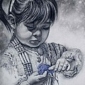 Flower Child by Virgil Stephens