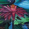 Flower Op by David Karasow