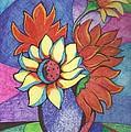 Flower Pot by Sheetal Shah
