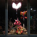 Flower Shop Display by Guy Ricketts