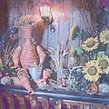 Flowerpotman by Richard James Digance