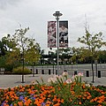 Flowers At Citi Field by Rob Hans