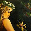 Flowers Of Paradise by Gina De Gorna