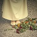 Flowers On The Street by Joana Kruse