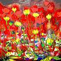 Flowers by Samuel Daffa