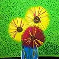 Flowers by Stefanie Holmes