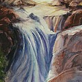 Flowing Spirit by Barbara Field