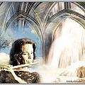 Flute by Zoldes Hampel Sandor