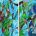 Fluttering by Christine Bonnie Ghattas