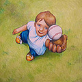 Fly Ball by Nicole McKeever