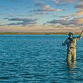 Fly Fishing by Josh Scanlon