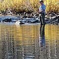 Fly Fishing by Virginia Black