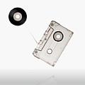 Flying Audio Cassette by daitoZen