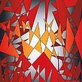 Flying Carpet Two Cor Crucibulum by Steven Welp