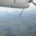 Flying Home by Ausra Huntington nee Paulauskaite