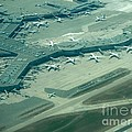 Van Interntaional Airport by Virginia Black