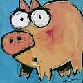 Flying Pig 1 by Tim Nyberg