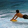 Flying Surfer