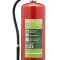 Foam Fire Extinguisher by Mark Sykes