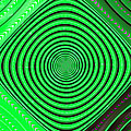 Focus On Green by Carolyn Marshall
