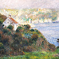 Fog On Guernsey by Pierre Auguste Renoir