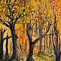Foliage by Evelina Popilian